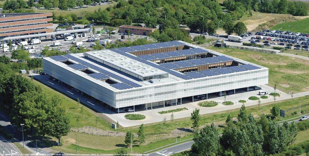 Titul Zahraniční stavba roku 2015. AGC Glass Building (Louvain-la-Neuve 078c78a6c0