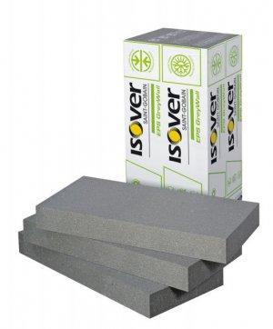 Šedý polystyren s příměsí grafitu