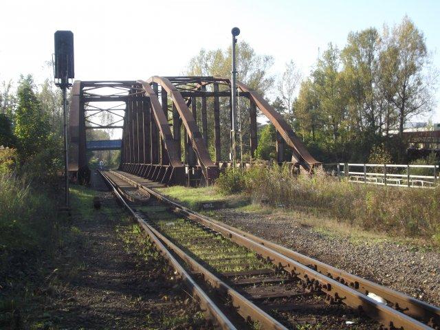 Některé stávající mosty přes Ostravici jsou v dezolátním stavu.
